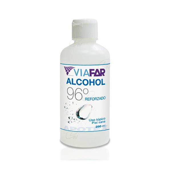 APOTEX ALCOHOL 96º REFORZADO PIEL SANA 250 ML