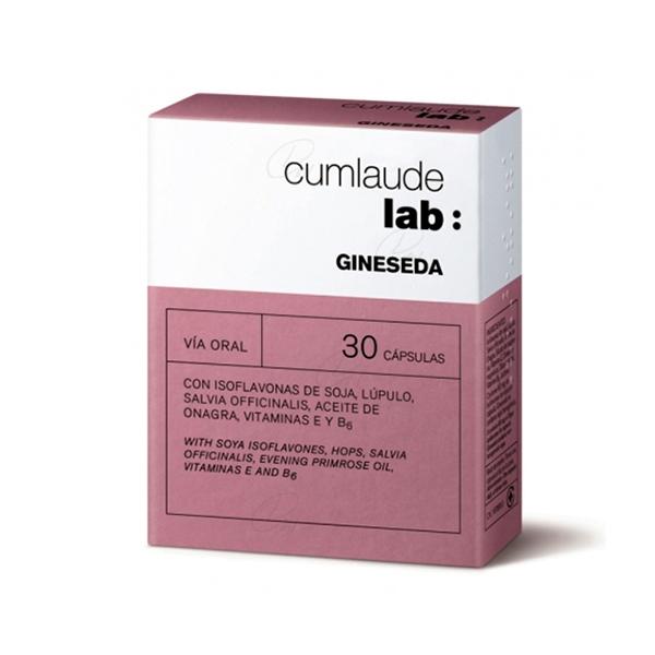 CUMLAUDE GINESEDA 30 CAPS